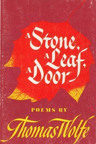 9780684124742: A Stone, A Leaf, a Door