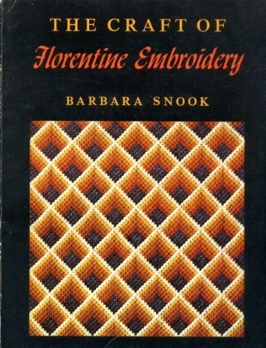 9780684125022: The Craft of Florentine Embroidery (The Scribner library. Emblem editions)