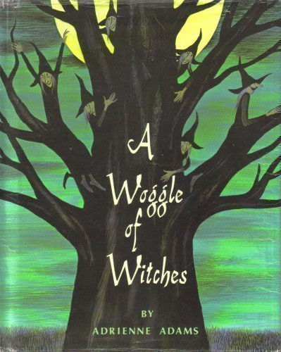 9780684125060: A Woggle of Witches