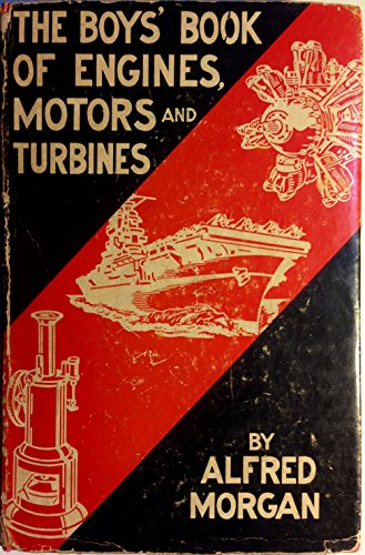 9780684125091: The Boys' Book of Engines, Motors & Turbines