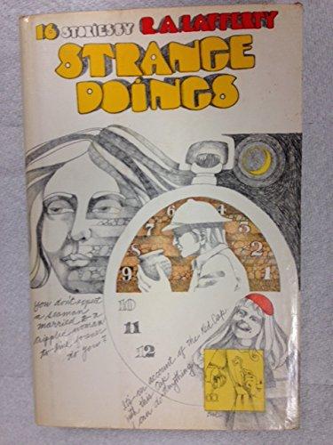 9780684125305: Strange doings;