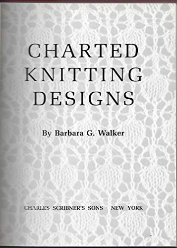 9780684125664: Charted Knitting Designs