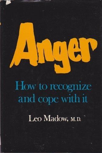 9780684125886: Anger