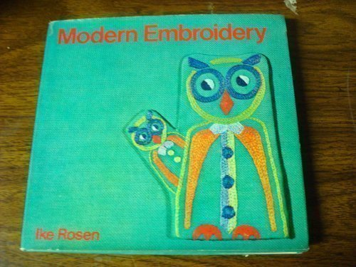 9780684126203: Modern embroidery