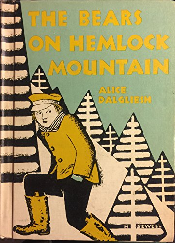 9780684126548: The bears on Hemlock Mountain;