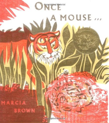 Once A Mouse.: Marcia Brown