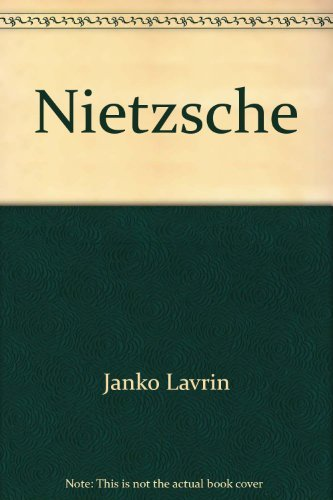 9780684126722: Nietzsche; a biographical introduction