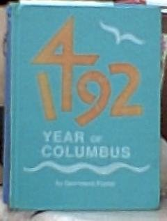 Year of Columbus, 1492 (0684126958) by Foster, Genevieve