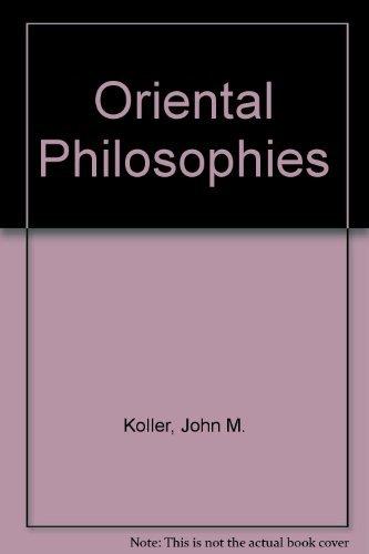 9780684127217: Oriental Philosophies