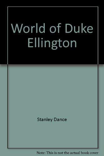 World of Duke Ellington: Dance, Stanley
