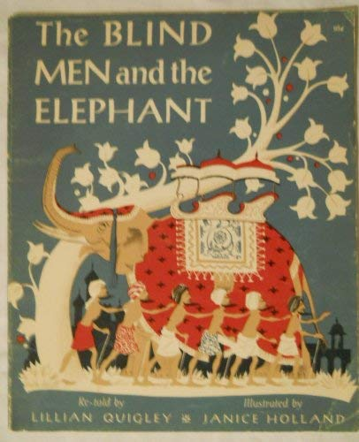 9780684127828: The Blind Men and the Elephant