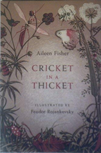 9780684127842: Cricket in a Thicket