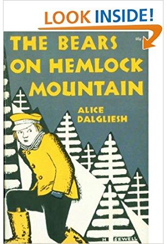 9780684127866: The Bears on Hemlock Mountain