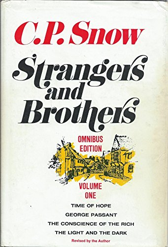 Strangers and Brothers (Omnibus Edition; Vol. 1): C.P. Snow