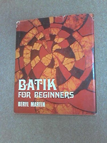 Batik for Beginners