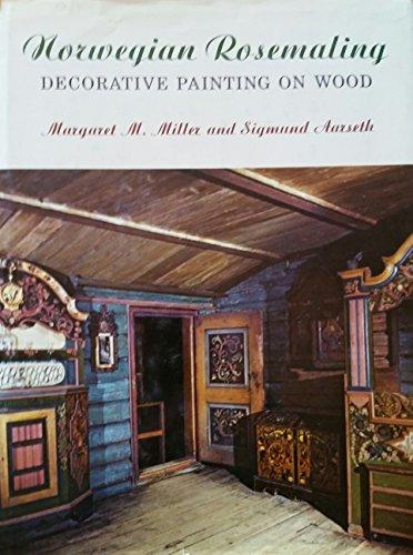 9780684129433: Norwegian Rosemaling: Decorative Painting on Wood