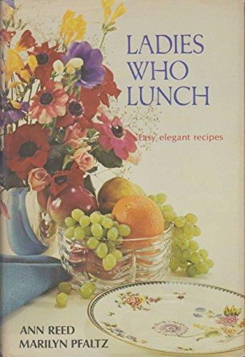 Ladies who lunch: Reed, Ann; Pfaltz, Marilyn