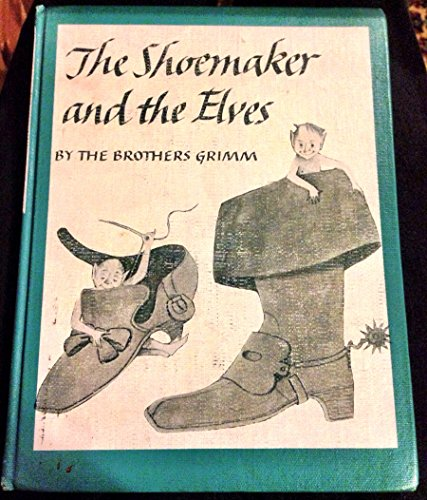 9780684129822: SHOEMAKER & THE ELVES