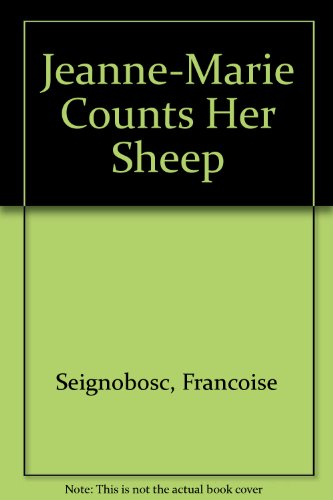 9780684130347: Jeanne-Marie Counts Her Sheep