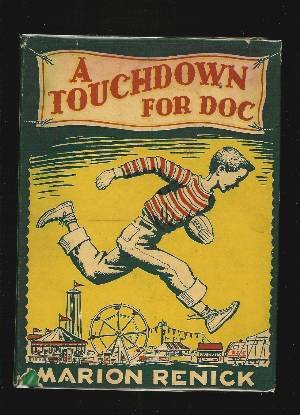 9780684130484: Touchdown for Doc