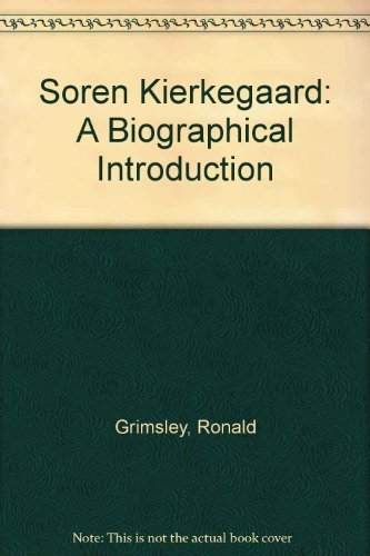 9780684130552: Kierkegaard;: A biographical introduction (The Scribner library. Lyceum editions)