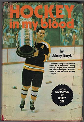 9780684130767: Hockey in my Blood