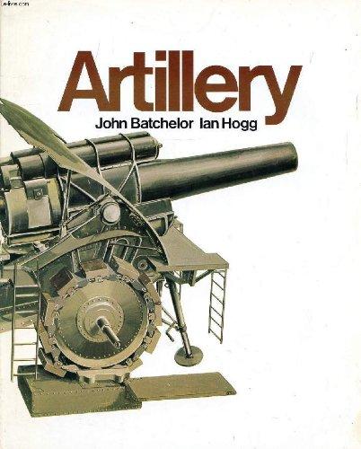 Artillery: Batchelor, John (Ian