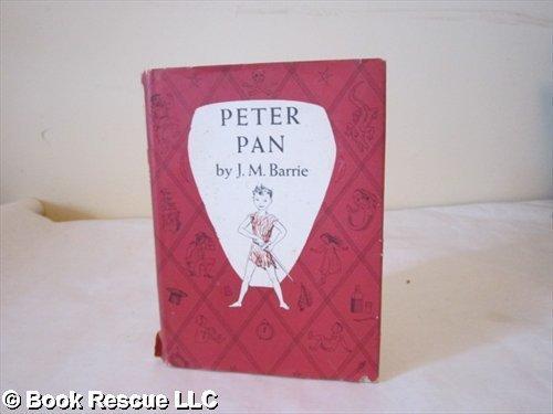 Peter Pan: J. M. Barrie;