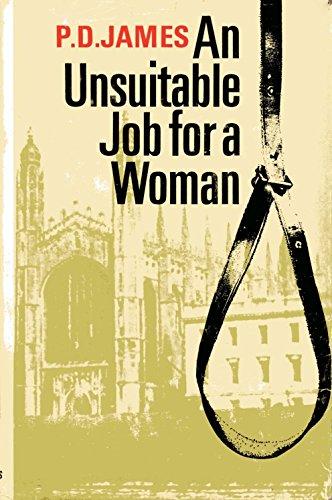 An Unsuitable Job for a Woman: James, P. D.