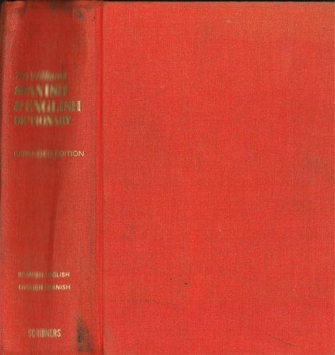 Williams Spanish English Dictionary. Expanded Ed.: Williams, Edwin B.