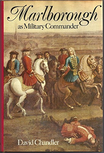 9780684133140: Marlborough as military commander