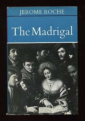 9780684133416: The madrigal