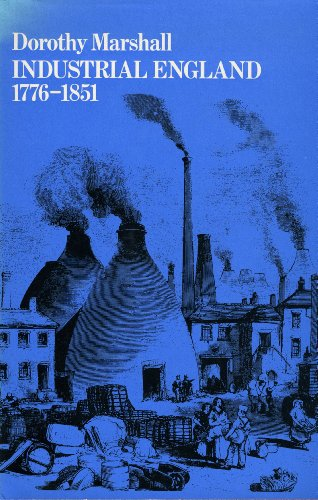 9780684133522: Industrial England, 1776-1851 (Development of English society)