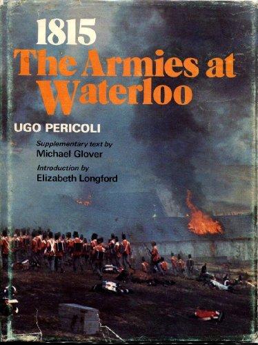 1815: the armies at Waterloo: Pericoli, Ugo