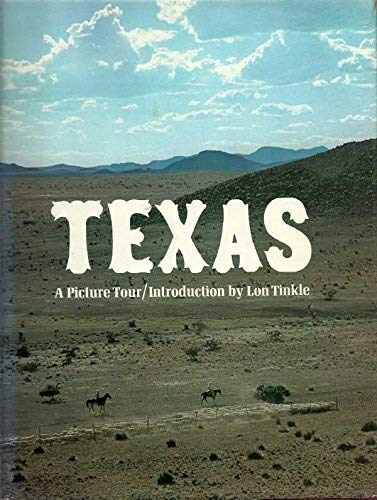 9780684134154: Texas, a picture tour (The Scribner library)
