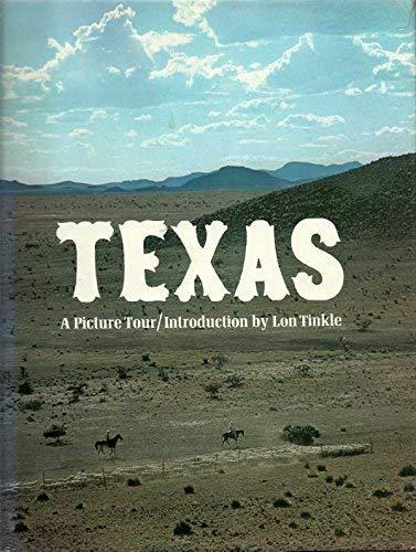 9780684134154: Texas a picture tour