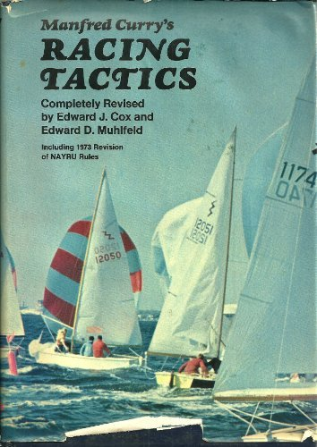 9780684134413: Manfred Curry's Racing Tactics