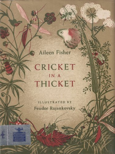 9780684134567: Cricket in a Thicket