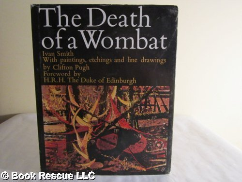 9780684135380: The Death of a Wombat