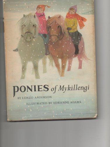 9780684135885: Ponies of Mykillengi