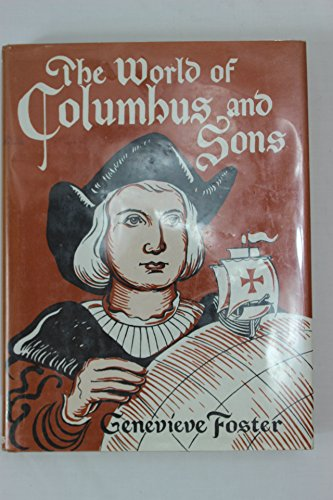 World of Columbus and Sons (0684136163) by Genevieve Foster
