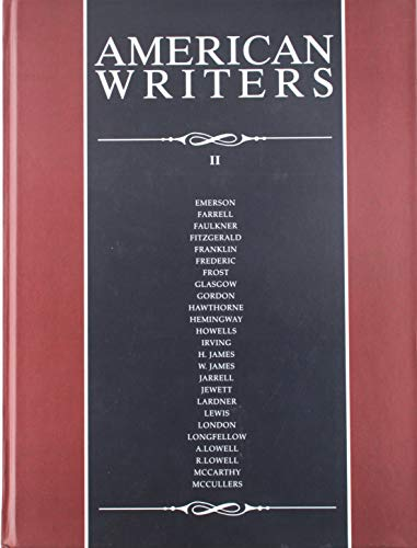 American Writers (Hardback): Unger