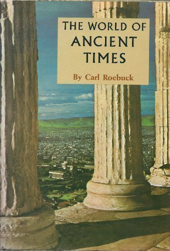 9780684137261: World of Ancient Times