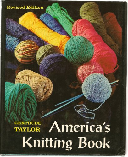 9780684137414: America's Knitting Book.