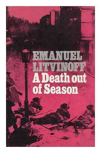 9780684137551: A death out of season