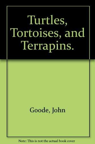 9780684137605: Turtles, Tortoises, and Terrapins.