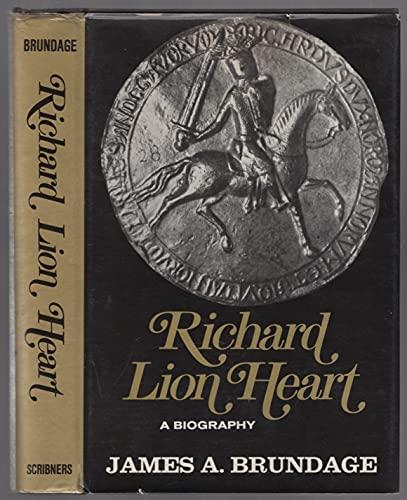 9780684138022: Richard Lion Heart