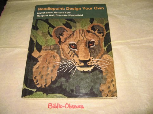 9780684138510: Needlepoint: Design Your Own
