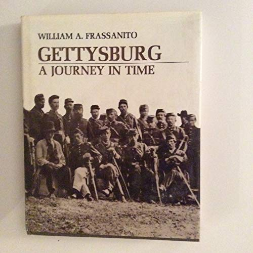 9780684139241: Gettysburg: a journey in time