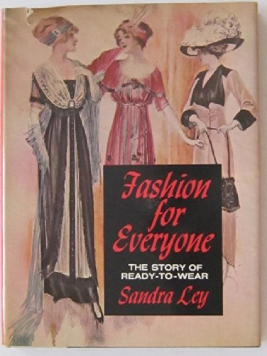 9780684139364: Fashion for everyone: the story of ready-to-wear, 1870's-1970's